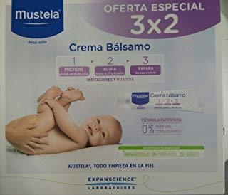 Cremas para bebés