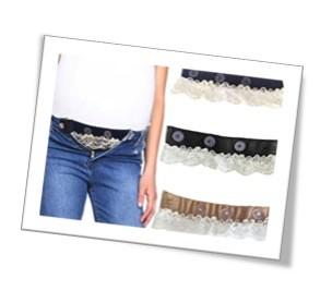 Cinturon Embarazada Seguridad Y Extensores De Cintura